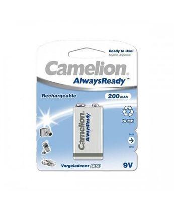 تصویر باتری کتابی شارژی Camelion 200 میلی آمپر