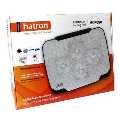 تصویر فن خنک کننده لپ تاپ HATRON  HCP080