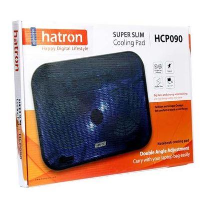 تصویر فن خنک کننده لپ تاپ HATRON  HCP090