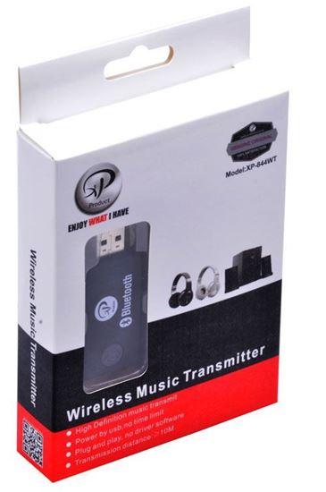 فرستنده صدای بلوتوثی ایکس پی-پروداکت مدل XP-844WT | XP-Product  XP-844WT Audio transmitter