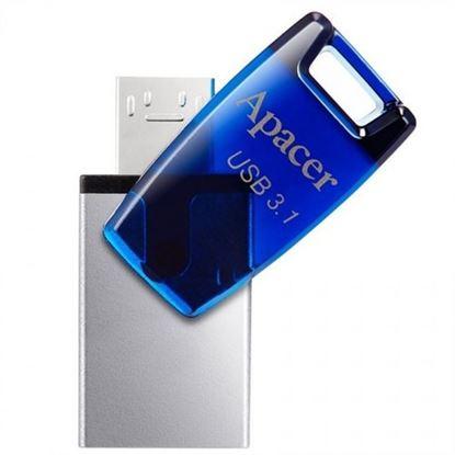 تصویر فلش مموری Apacer  OTG 179 USB3   16G