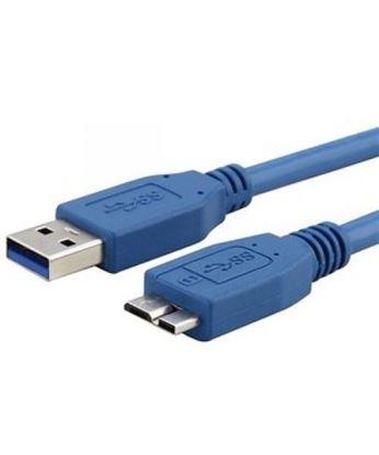 تصویر کابل هارد اکسترنال USB3   DataLife   0.3m