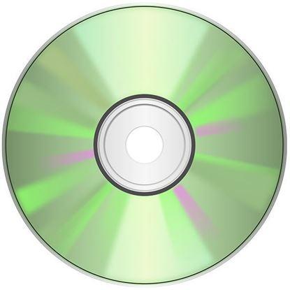 تصویر 50 عدد DVD DataLife 9GB پرینتیبل
