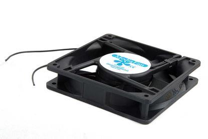 تصویر فن رک پلاستیکی 12*12 240 ولت Media Fan