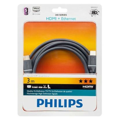 تصویر  كابل HDMI Philiphs 3m  Swv4433s/10